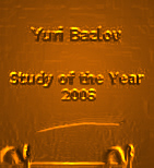 Yuri Bazlov - Study of the Year 2006!